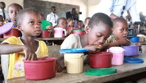 Cantines scolaires au Togo